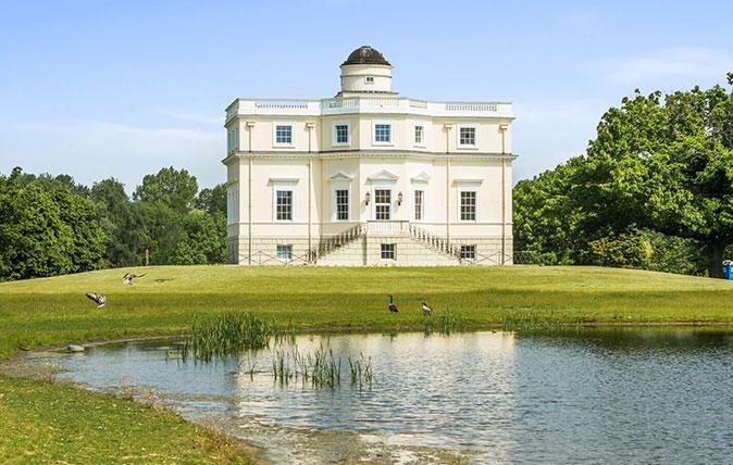 King's Observatory - aka Kew Observatory - in Richmond