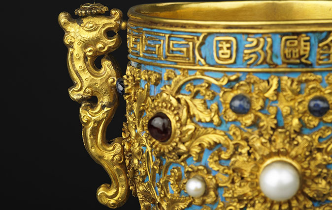 Imperial Wine Cup (details) (c) Wallace Collection