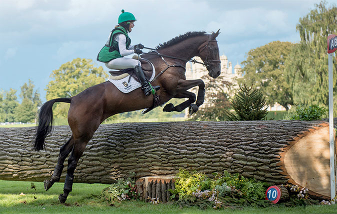 Burghley 2018 Horse Trials