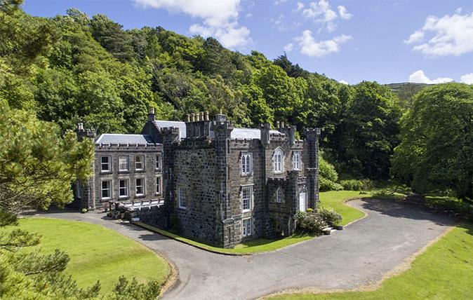 calgary castle