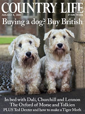 Cover of Country Life August 8 2018