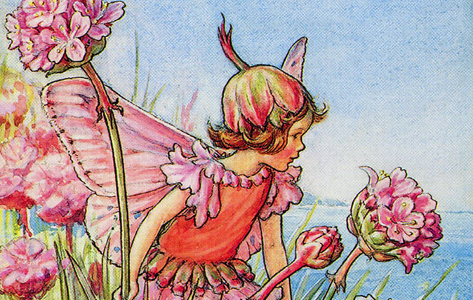 Feens Country Living : Cicely Mary Barker: A flower fairytale - Country Life