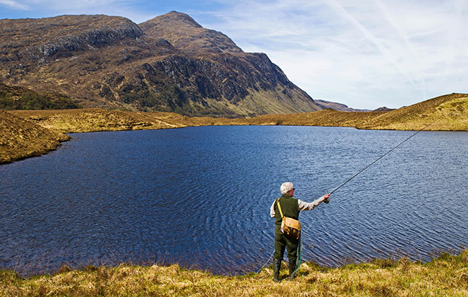 loch fishing