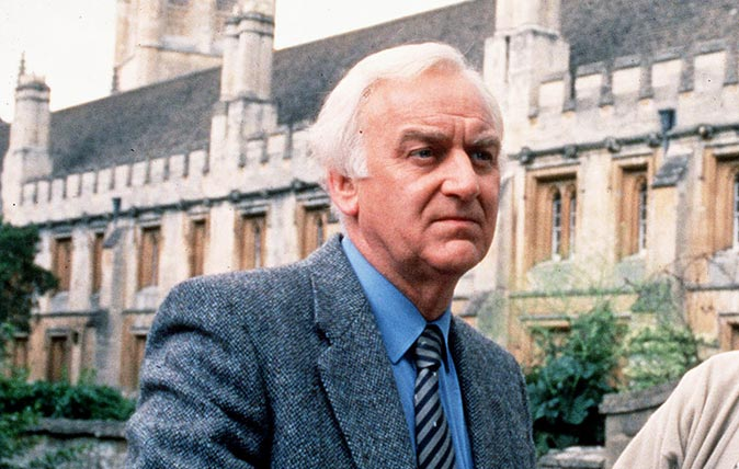 Inspector Morse in Oxford