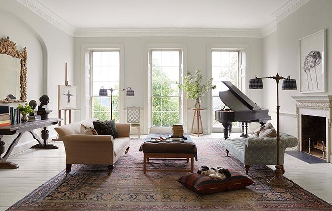 Designer's room - Nicola Harding and Christopher Howe