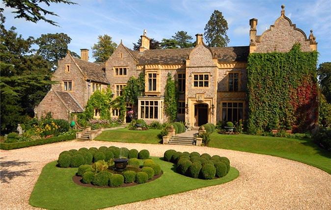 Shirenewton House