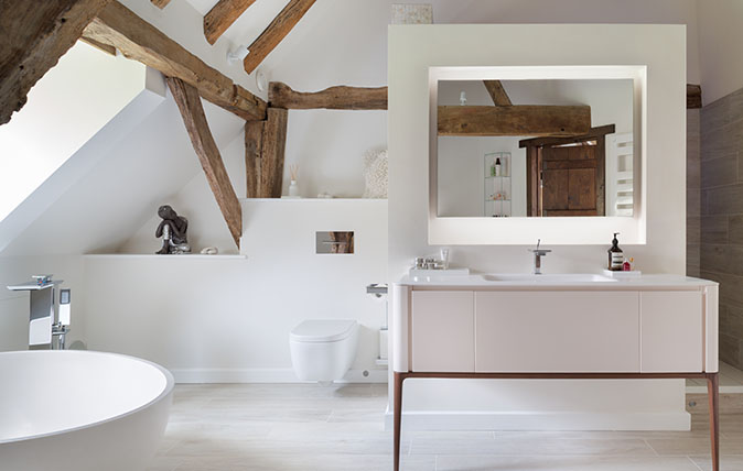 . The latest news in bathrooms  from designer tiles to Japanese saunas
