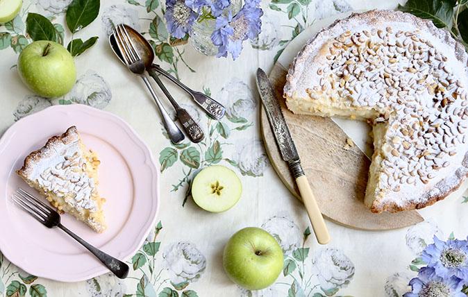 Apple Torta