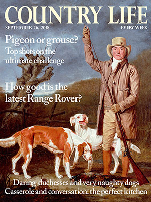Country Life cover September 26 2018
