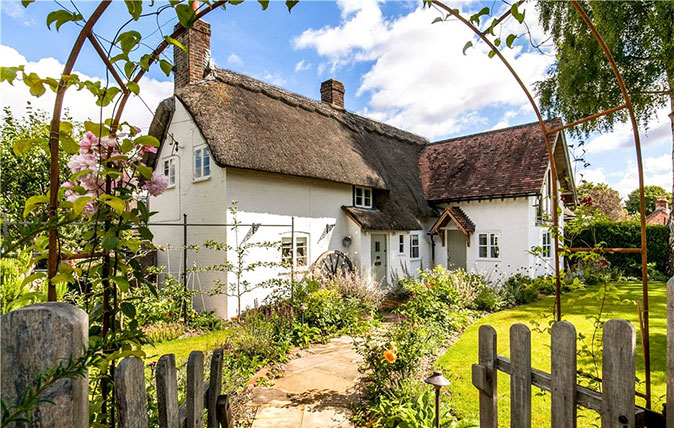 Cottage in Easton, Hampshire