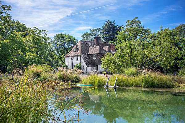 Natural Swimming Pools Everything You Need To Know About Building One In Your Garden Country Life
