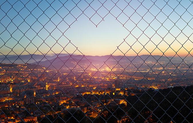 Samuel Hicks, 'Fence'