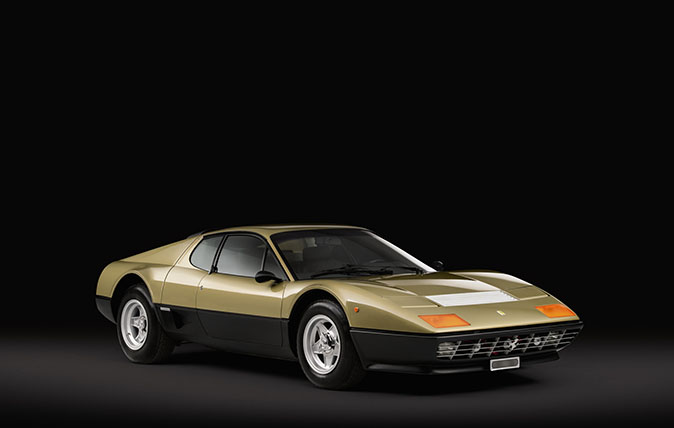 1977 Ferrari 512 BB