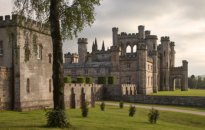 Lowther Castle – photo © Paul Highnam / Country Life Picture Library