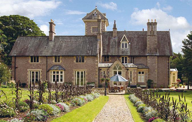 Casterton Grange, designed by Ewan Christian