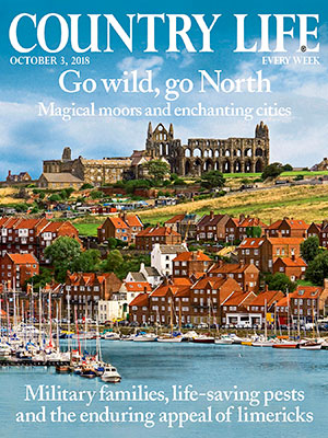Cover of Country Life October 3 2018