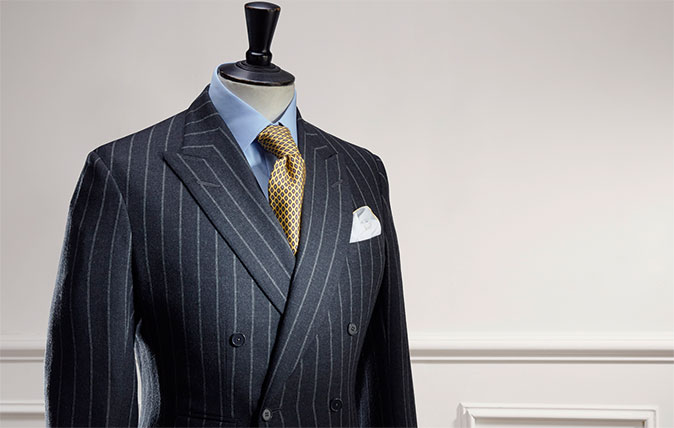 Anderson & Sheppard suit