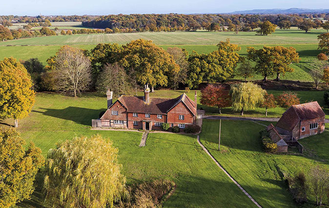 uk countryside houses for sale