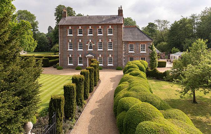 The Grange Wiltshire