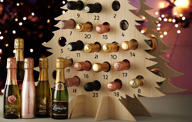The Tispy Tree with Fizz Advent Calendar