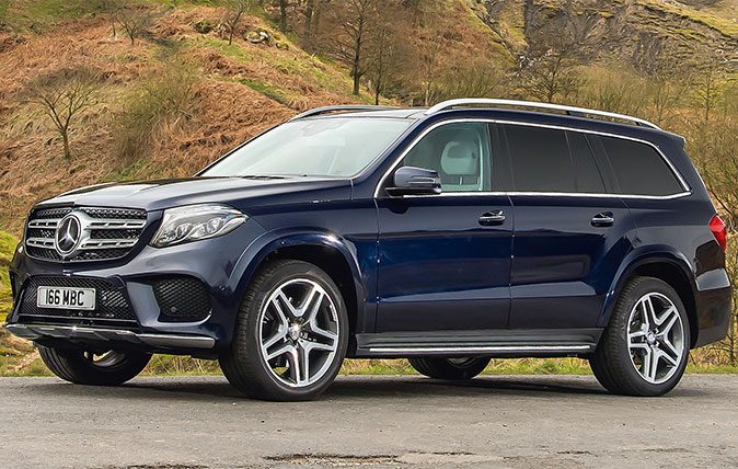 Mercedes GLS 350d review: Is it a bus? A van? A limo? An off-roader? Yes, yes, yes and yes