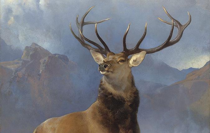 Sir Edwin Landseer's Monarch of the Glen