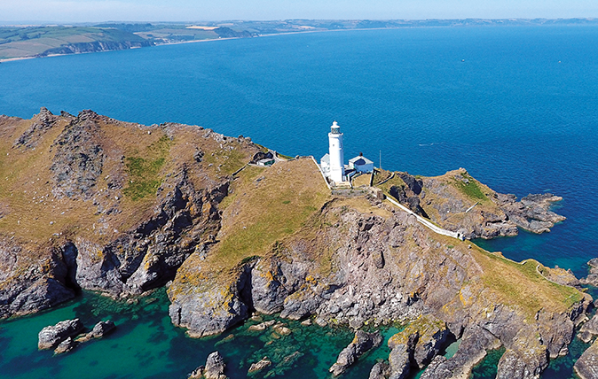 From 'Lighthouses of England and Wales' ©Nicholas Leach and Tony Denton