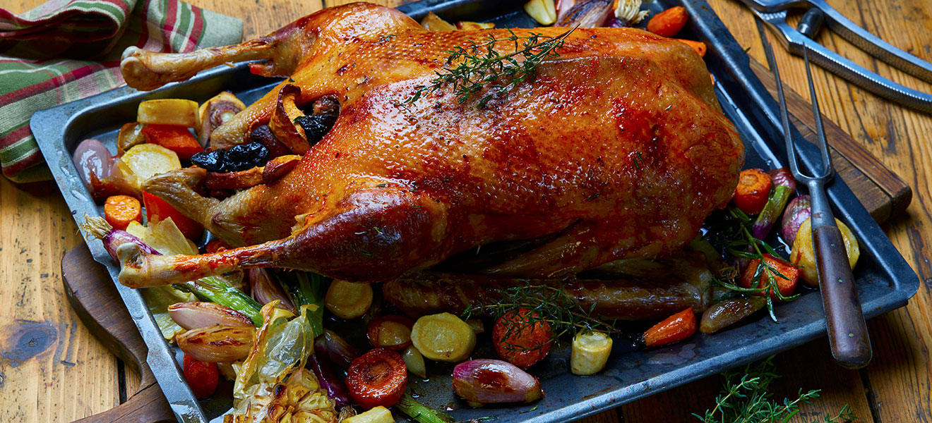 Nine things you ought to know if you're having goose for Christmas -  Country Life