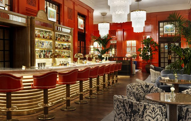 The Coral Room review: A touch of the Twenties in the heart of Bloomsbury