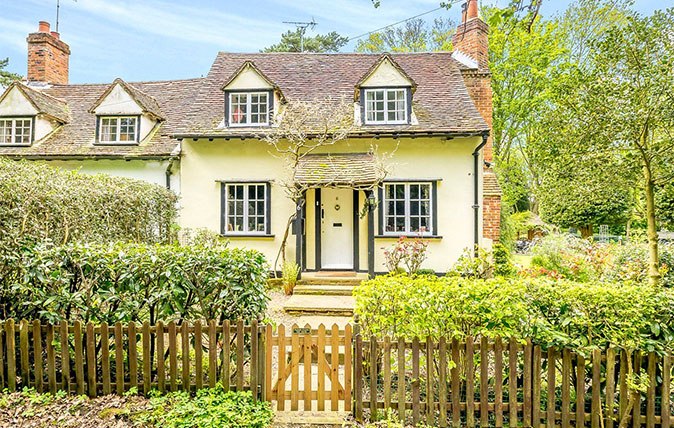 Cottage in Essex near Brentwood