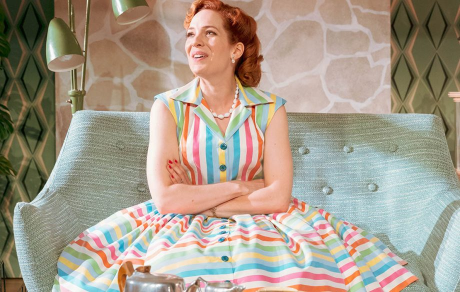 Katherine Parkinson as Judy in 'Home, I'm Darling'