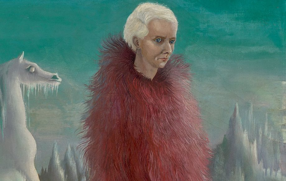 Bird Superior: Portrait of Max Ernst by Leonora Carrington, c.1939. National Galleries of Scotland; purchased with assistance from the Henry and Sula Walton Fund and the Art Fund, 2018 © The Estate of Leonora Carrington