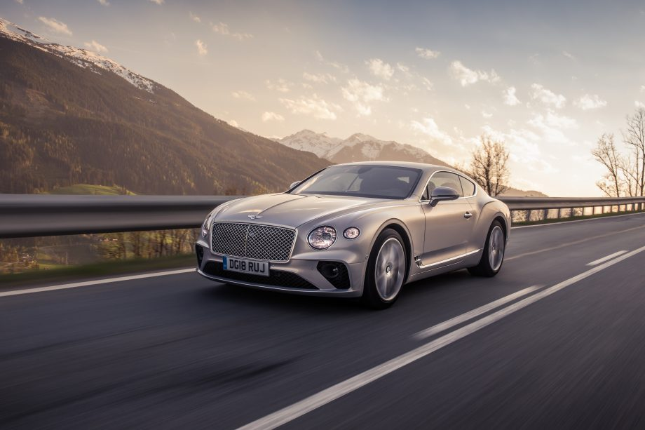Bentley Continental Gt Review 100 Years On Bentley Still