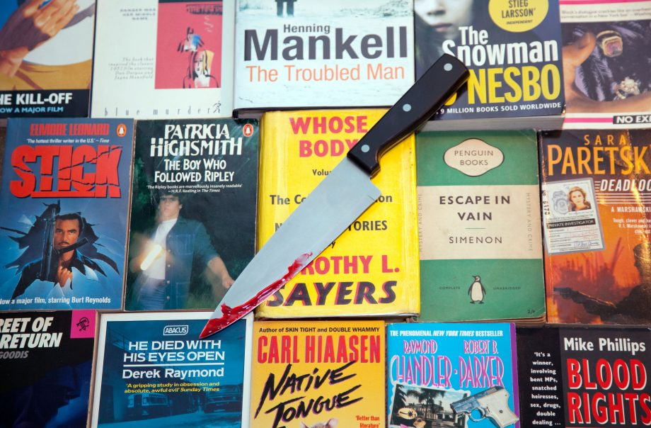 Classic crime fiction books