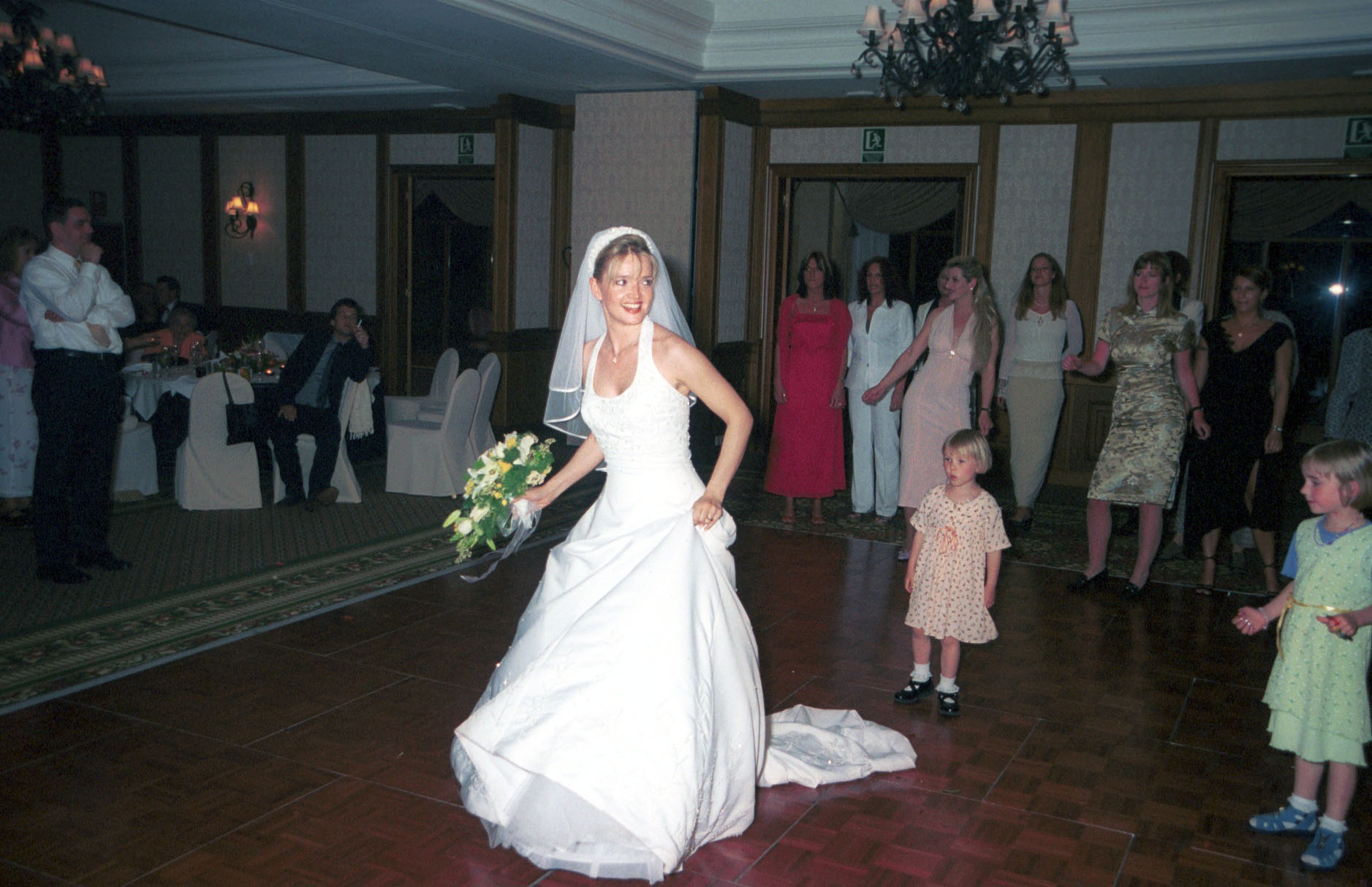 Curious Questions: Why do brides throw their bouquets? And wear white? And wear something old, new, borrowed and blue? - Country Life