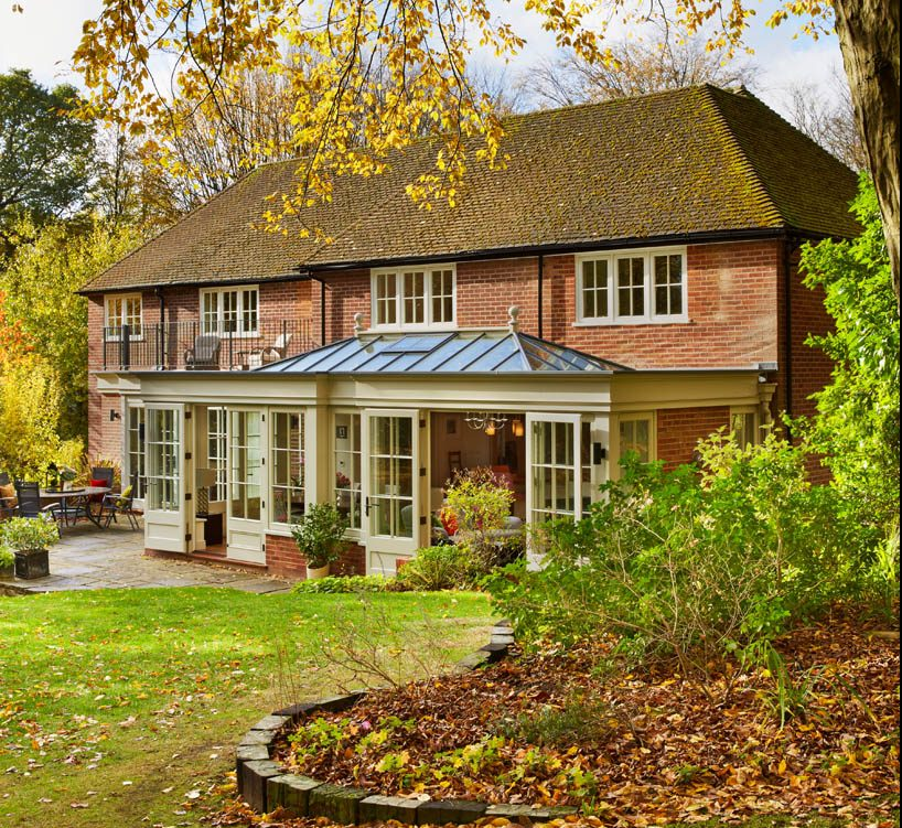 Westbury Garden Rooms: 10 Breathtakingly Pretty Conservatories, Orangeries And