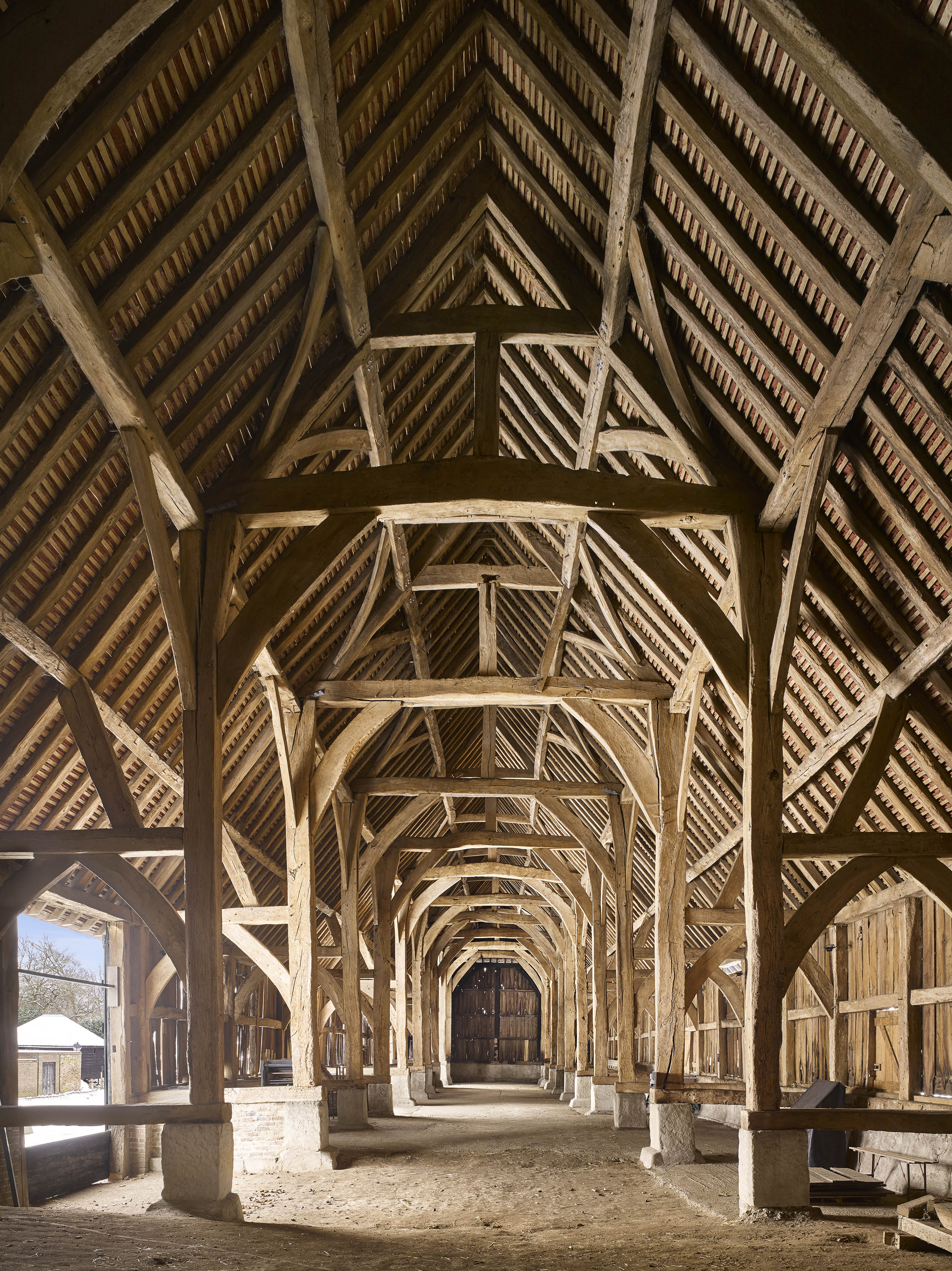 adfd37fafba2d The Great Barn at Harmondsworth: 600 years of grandeur, history and  restoration, now under threat by Heathrow's third runway