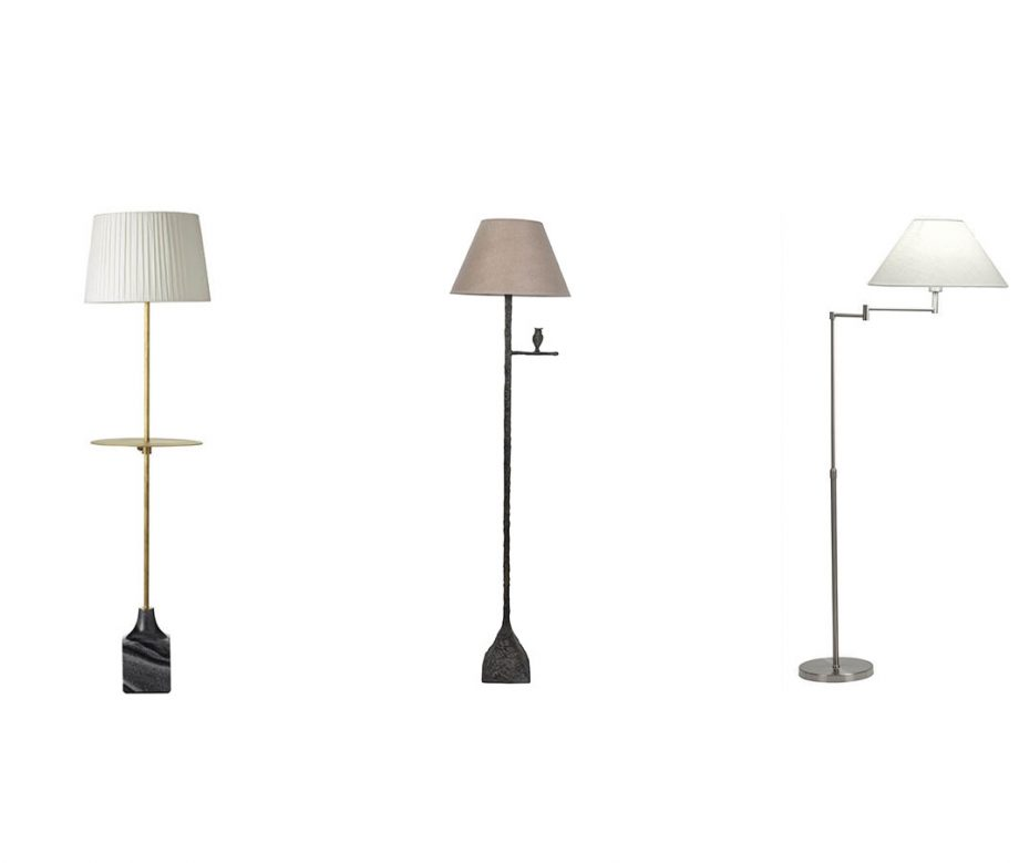 Eight Of The Best Floor Lamps To Bring