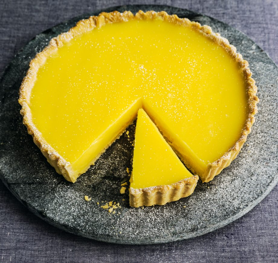 Tarte au citron - from Simple & Classic by Jane Hornby