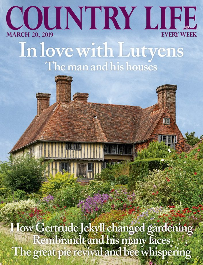 Cover of Country Life 20 March 2019