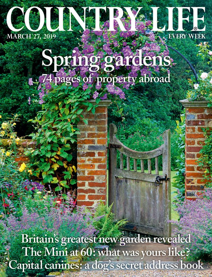 Country Life cover March 27 2019
