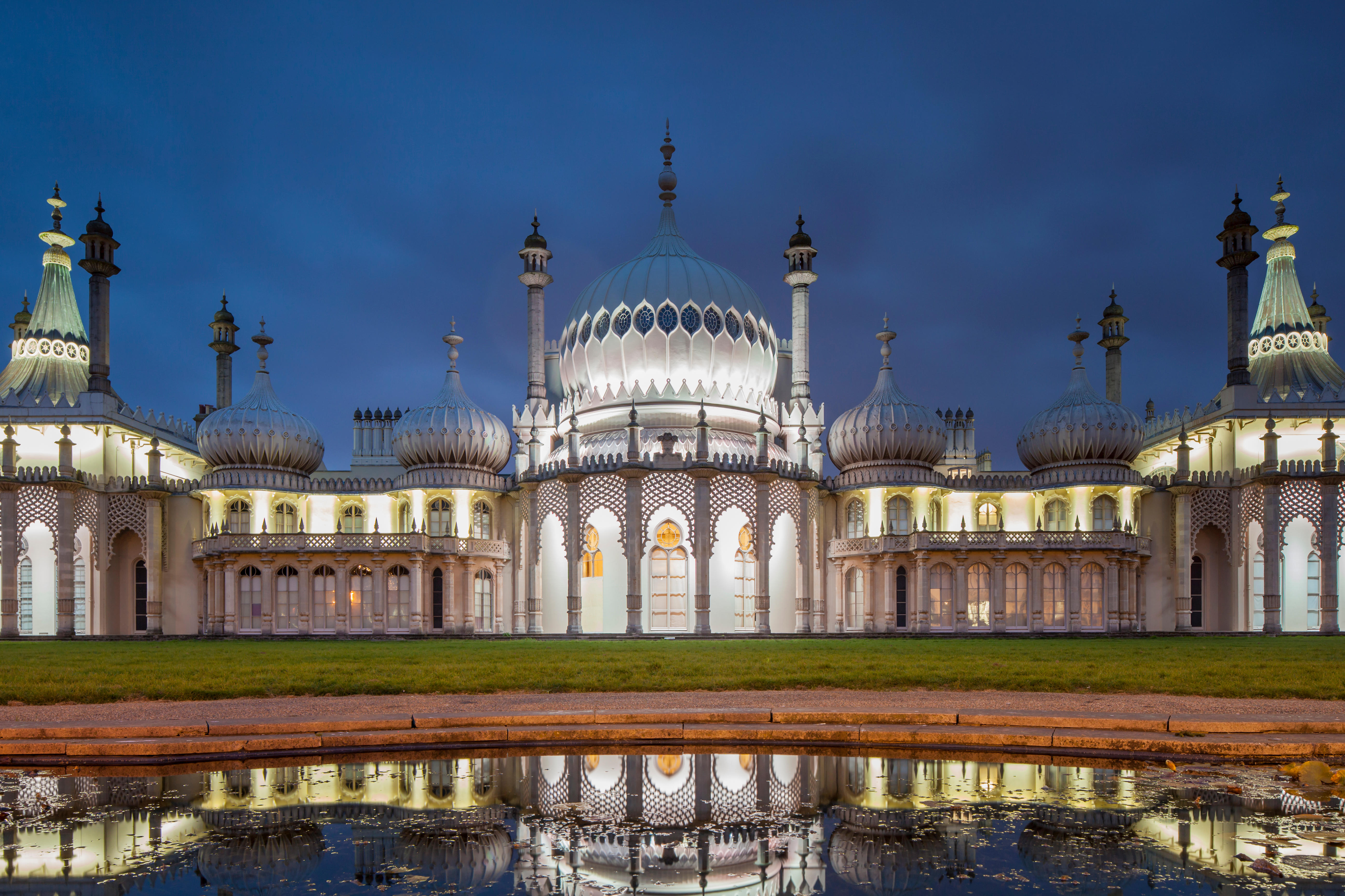 Inside the restored Brighton Pavilion: 'It's hard to imagine a more perfect time to visit this extraordinary Regency creation'