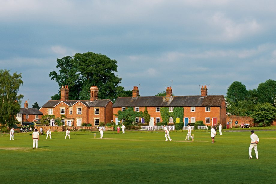 Cricket in the village of Hartley Wintney, Hampshire, has been thriving – but not everywhere has been so successful.