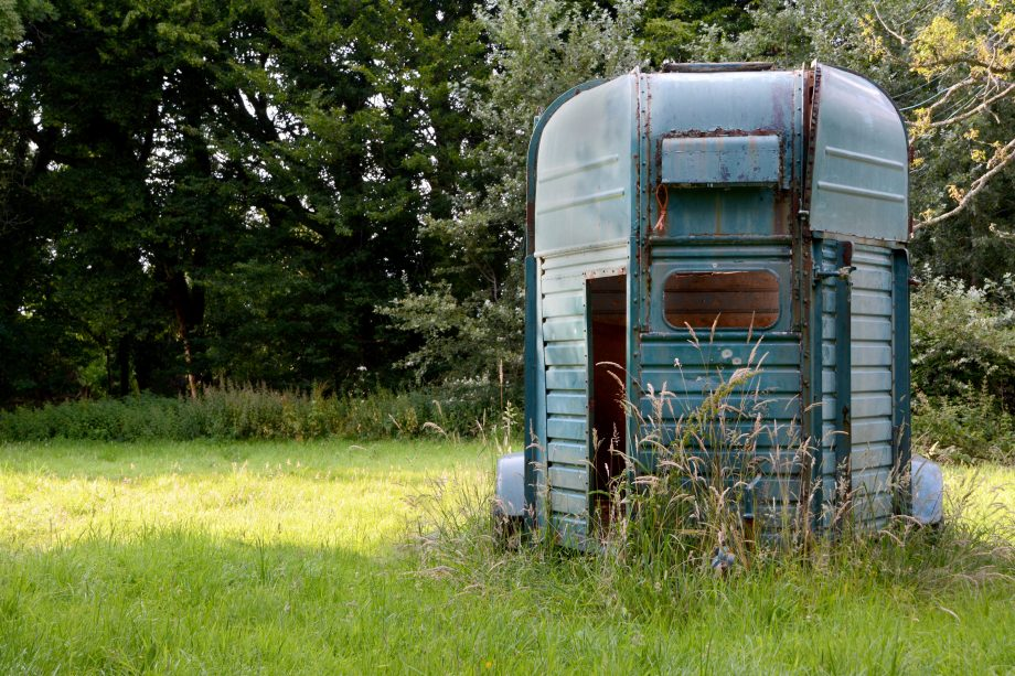 Jason Goodwin: When a rusty old horsebox becomes a chariot of happy dreams