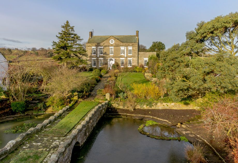 Pond House in Aislaby