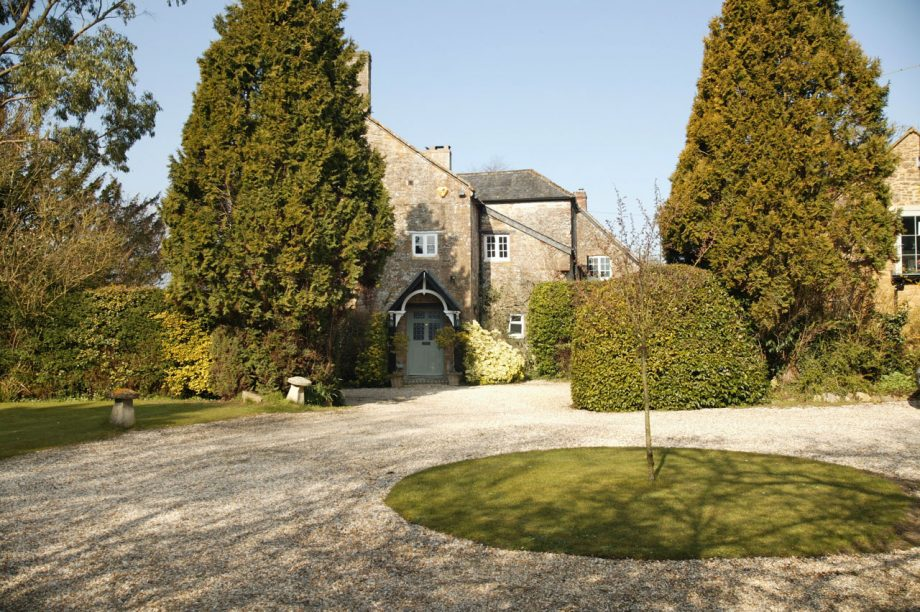 Old Rectory in East Chinnock