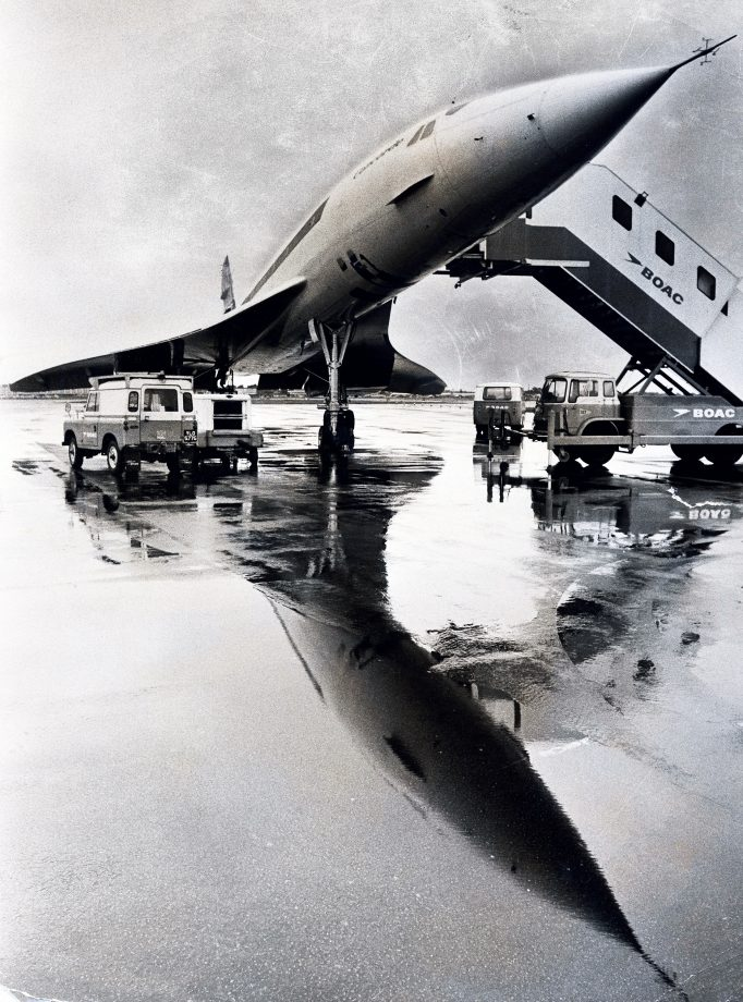 The lost wonder of Concorde: A marvel, an inspiration and a 23 miles-a-minute gentleman's club