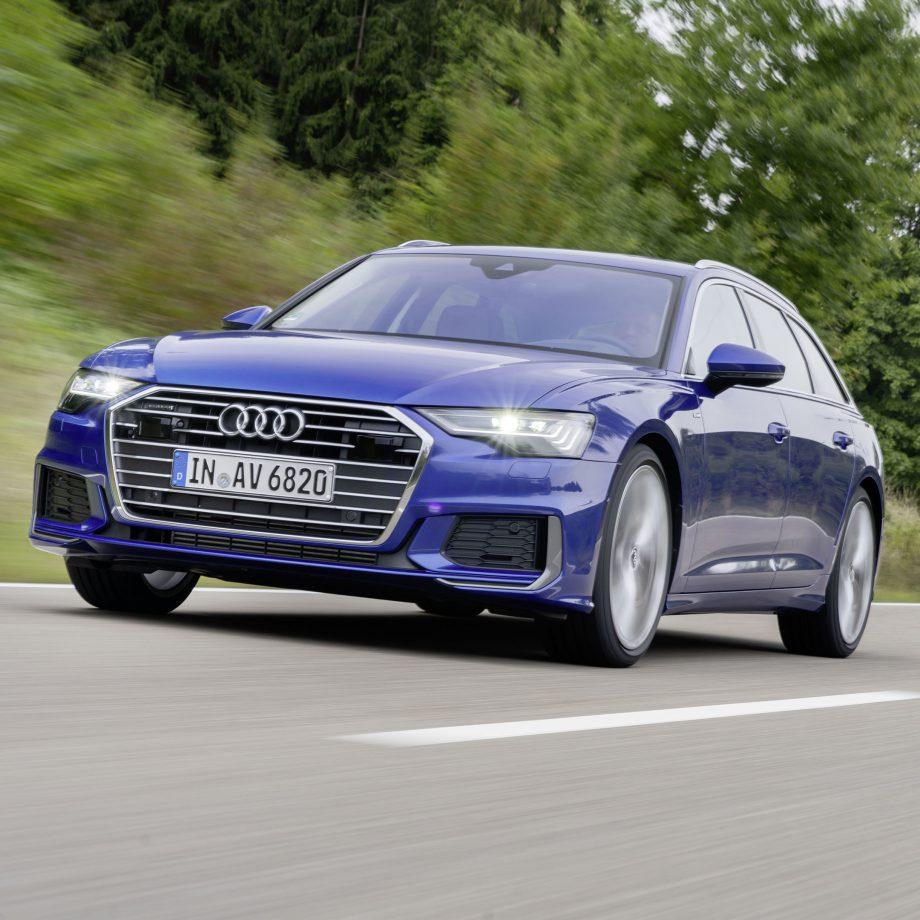 Audi A6 Avant 2019 model