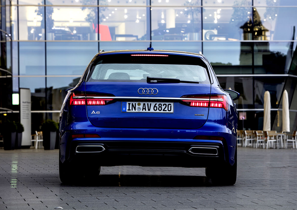 Audi A6 Avant review: Forged by evolution rather than