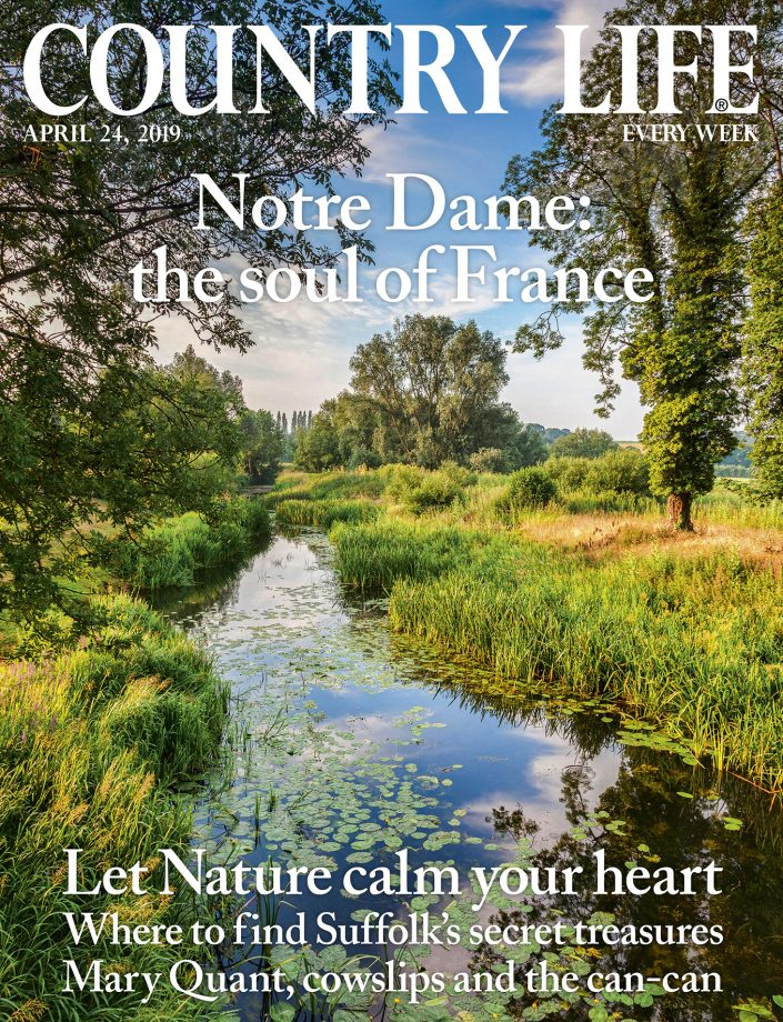 Cover of Country Life April 24 2019